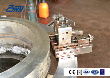 Precise Feed Hydraulic Pipe Cutting And Beveling Machine Long Service Life