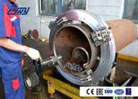 OD Mounted Industrial Cold Pipe Cutting And Bevelling Machine