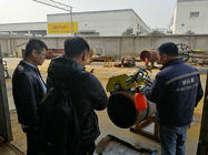 High Speed Cold Pipe Cutting And Beveling Machine For Drill And Mill Pipes