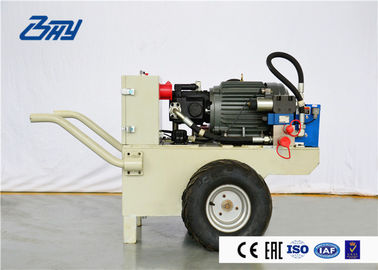Low Temperature Hydraulic Power Pack Unit  Anti Wear Space Saving