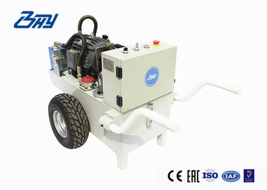 China Handheld High Pressure Hydraulic Power Unit Hyd Power Pack 10HP 1450 R/min factory
