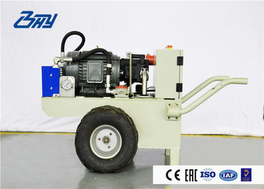 China Customized Portable Hydraulic Power Unit Hydraulic Electric Power Pack factory
