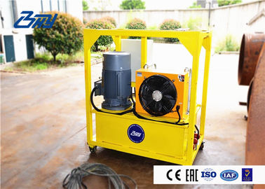 One Piece Structure Custom Hydraulic Power Unit 65 L/min Rated Flow