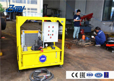 ISO CE Proved Portable Hydraulic Pump Unit With Anti Explosion Electric Motor